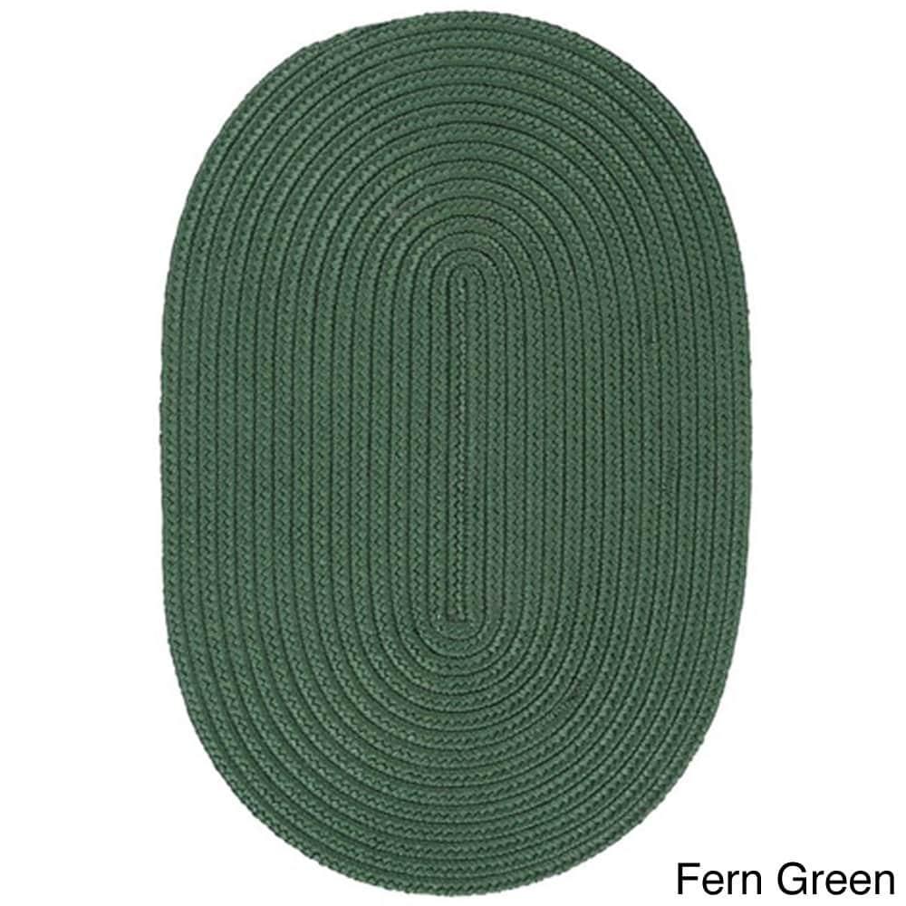 Colonial Mills Polypropylene Low-Profile Indoor Outdoor Reversible Braided Doormat (1'10'... by Overstock