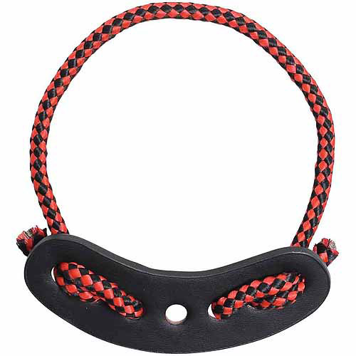 Allen Checker Braided Bow Sling, Red