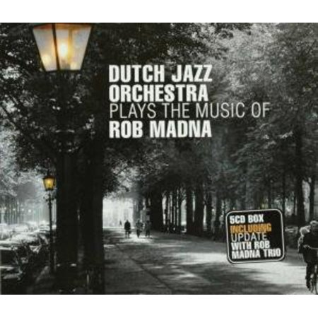 Plays The Music Of Rob Madna [Box Set][5 Disc] (CD) (Music Box Plays In The Garden)