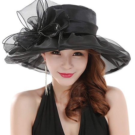 Women's Cap Tea Party Wedding Hat - Tea Party Hats