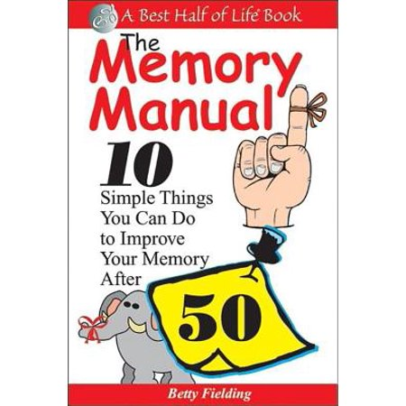 Memory Manual : 10 Simple Things You Can Do to Improve Your Memory After (Things To Do After Dinner)
