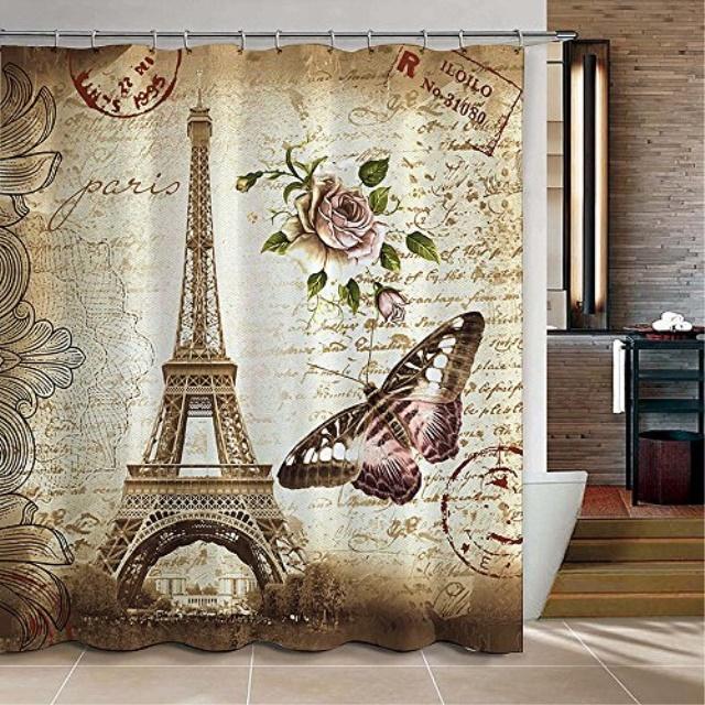 Retro Vintage Paris Eiffel Tower