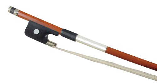 Palatino BV-780-BF Brazilwood Bass Bow, French-Style Frog Multi-Colored by Palatino