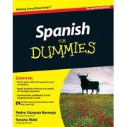 Spanish For Dummies, Enhanced Edition - eBook