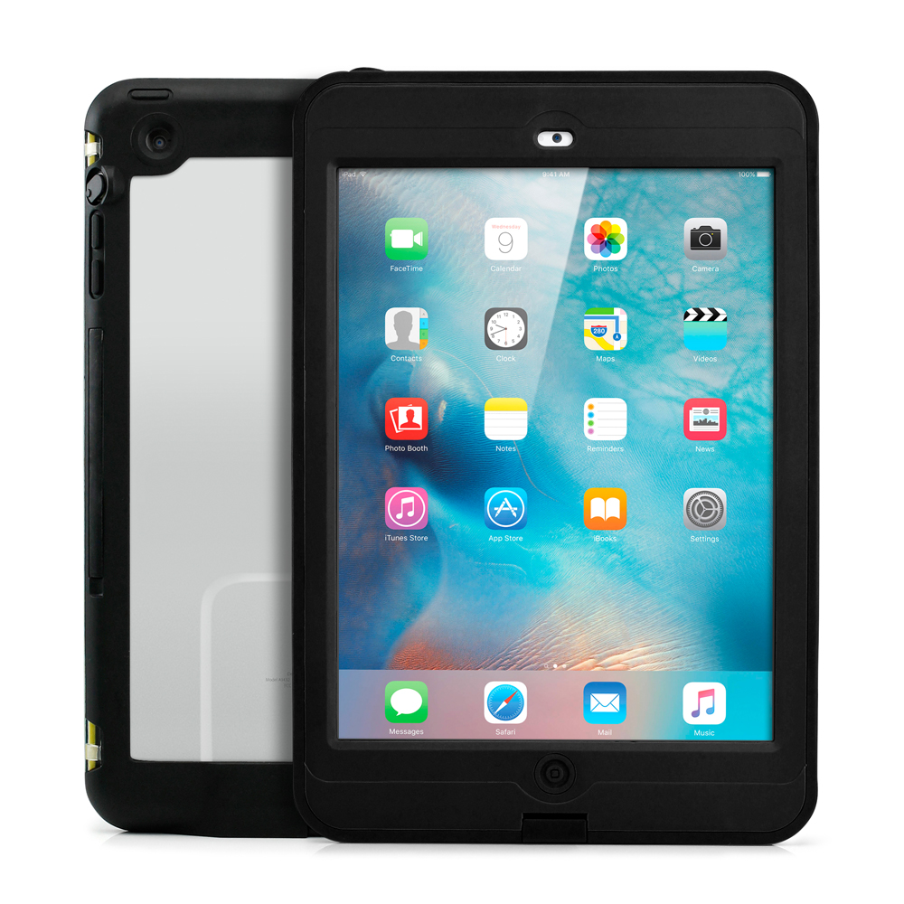 Waterproof ShockProof Dirt Snow Proof Durable Protective Hard Case Cover for iPad Mini & Retina 2 3