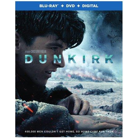 Dunkirk  2017   Blu Ray   Dvd   Digital