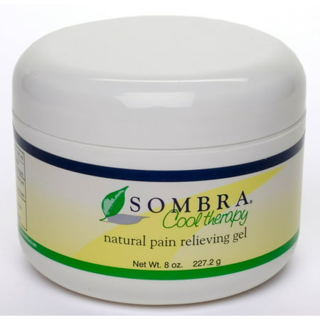 Cool Therapy (Sombra Cool Therapy Natural Pain Relieving Gel - 8oz)