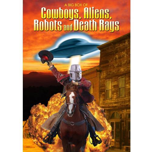 A Big Box Of Cowboys, Aliens, Robots And Death Rays by IMAGE ENTERTAINMENT INC