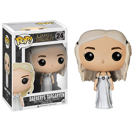 Funko HBO Pop! Game of Thrones Daenerys Wedding Dress Vinyl Figure