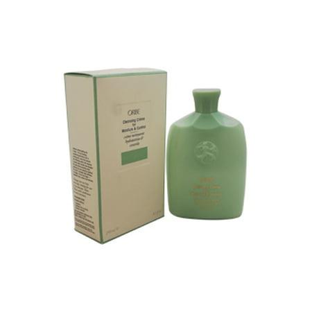 Crème nettoyante pour l'humidité et de contrôle par ORIBE pour unisexe, 8,5 oz