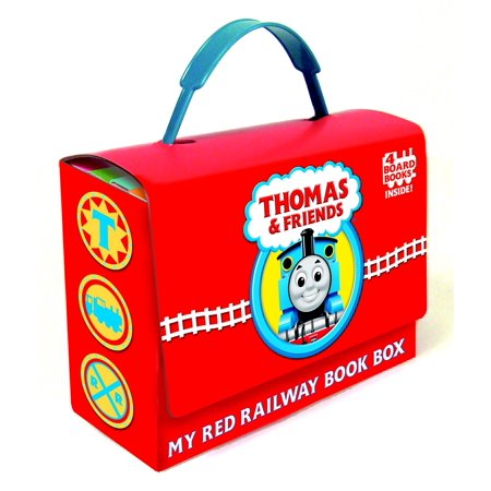 Thomas And Friends  My Red Railway Book Box  Thomas   Friends