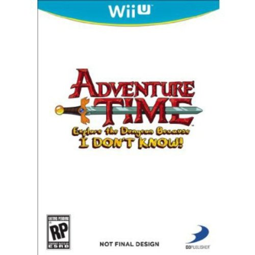 Adventure Time: Explore the Dungeon Because I Don't Know (Wii U)