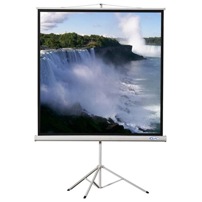 Buhl Industries TPS-T80 Buhl Industries 80x80 TPS-T80 - Matte White Fabric - Square Format Projector Screen