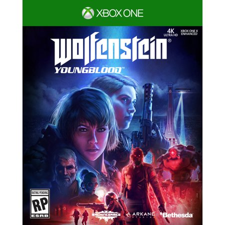 Wolfenstein Youngblood Bethesda (XBOX ONE)