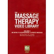 Massage Therapy Video Library An Intro To Acupressure and SportsMessage, Vol. 8 by VIEW VIDEO