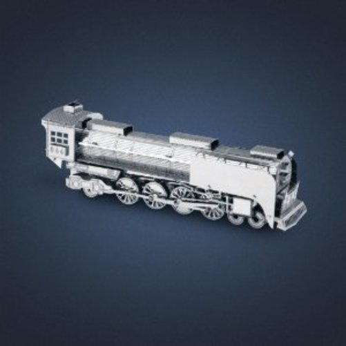 Fascinations Metal Works 3D Laser Cut Model Steam Locomotive Multi-Colored by Metal Works