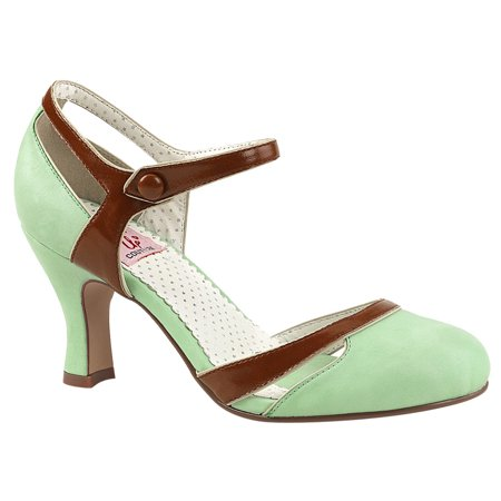 Pin Up Couture FLAPPER-27 - Flapper Shoes Cheap