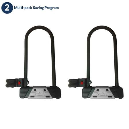 Five Oceans SXP Bike U-Lock, Pair FO-3960-M2