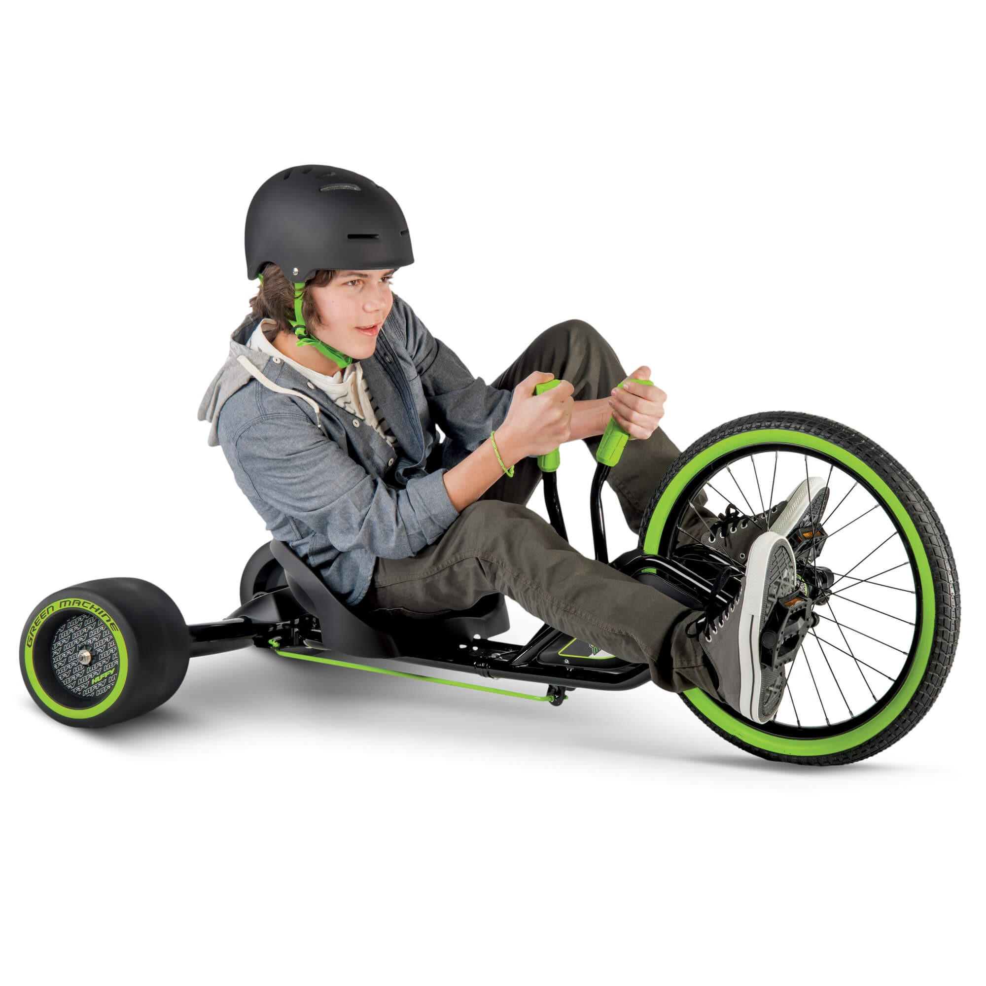 Huffy Green Machine RT 20-Inch 3-Wheel Tricycle
