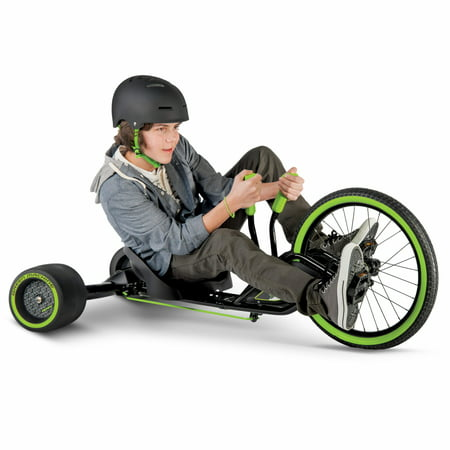 Huffy Green Machine RT 20-Inch 3-Wheel Tricycle (Big Trike)