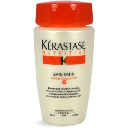 Kerastase nutritive bain satin nutrition 1 shampoo 8 5 oz for Kerastase bain miroir 1 shampoo