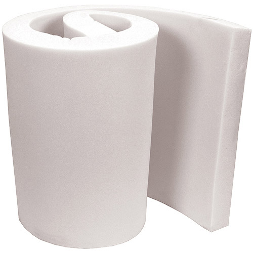 "Extra High Density Urethane Foam, 4"" x 36"" x 82"", FOB: MI"