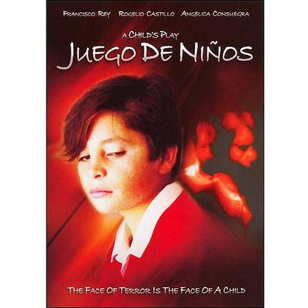 Juego de Ninos (2007) DVD - (Francisco Rey)