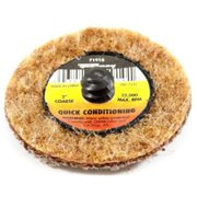 "2"" Coarse Grit Quick Change Surface Prep Pad Forney Welding Accessories 71910"
