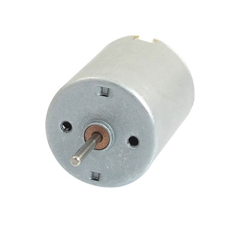 6V 5000 RPM 2 Pin Connector Cylindrical Permanent Magnet Micro DC