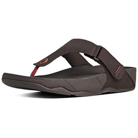 41119ef12c0 FitFlop - FitFlop Men s Trakk II Sandals - Chocolate Brown - Walmart.com