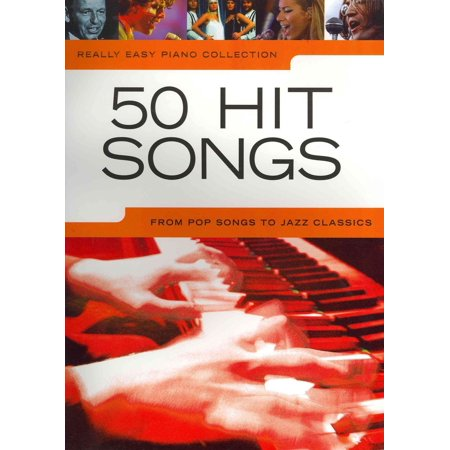 Really Easy Piano 50 Hit - Halloween Song Notes For Piano