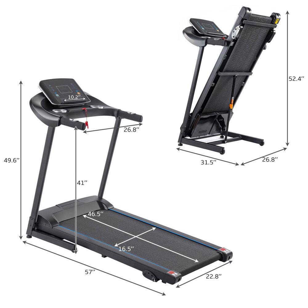 Running,Twisting,Sit-ups,Massage Functions Ktyssp Folding ...