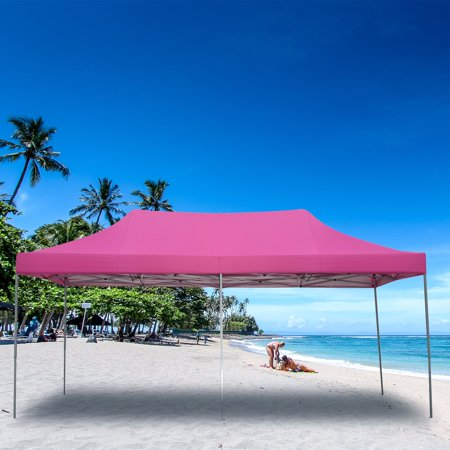 10x20 Ft Pop up Canopy Tent, Party Tent Heavy Duty Instant Shelters for Events