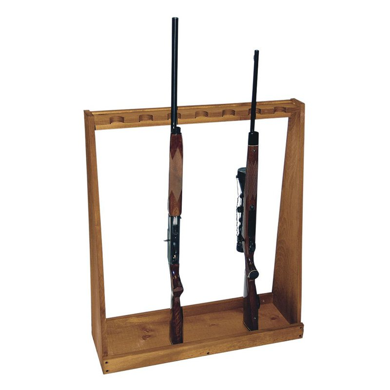 Evans Sports Standing Rifle Rack Unassembled by Evans Sports