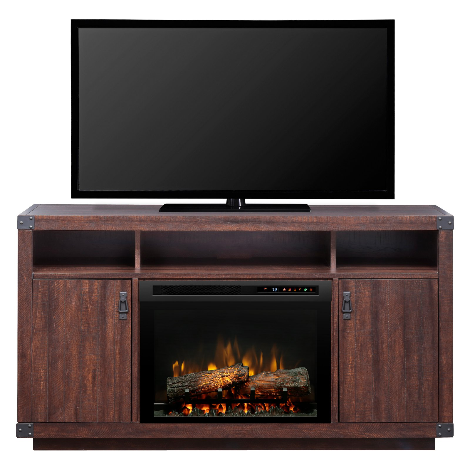 Dimplex Dale Electric Fireplace TV Stand