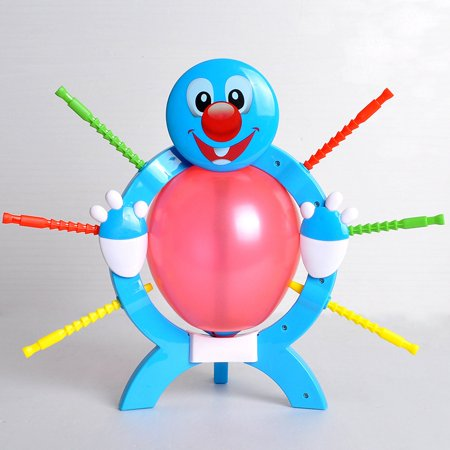 Balloon Poking Game Dont Blow It Kids Children Great Family Fun Toys Board Game Christmas Gifts Toys