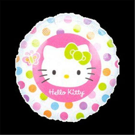 Loftus International A1-18230 18 in. Hello Kitty Rainbow Balloon - image 1 of 1