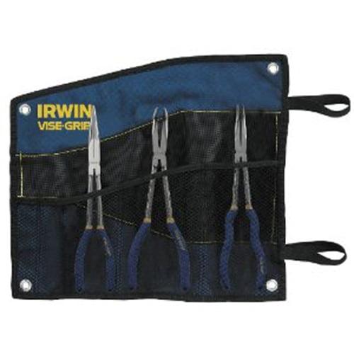 Irwin 1799145 3 Pc. Long Reach Pliers Set