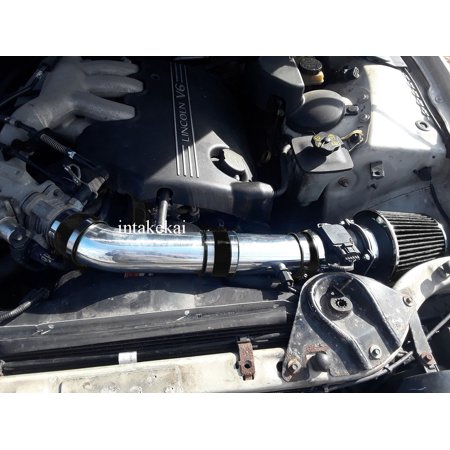 2000 2001 2002 LINCOLN LS 3.0 3.0L V6 ENGINE AIR INTAKE KIT SYSTEMS (Best Ls Intake For Boost)