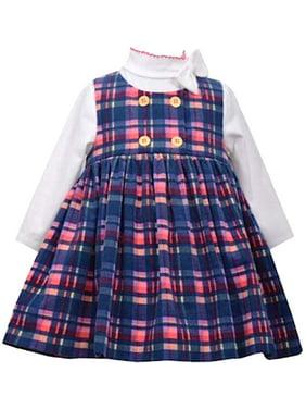 bf656455e Bonnie Jean Baby Girls Dresses - Walmart.com