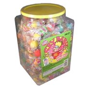 Cry Baby Extra Sour Bubble Gum Tub, 240 Count