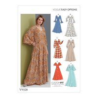 b633168ce4a57 Product Image Vogue Patterns Sewing Pattern Misses' Dress-14-16-18-20-