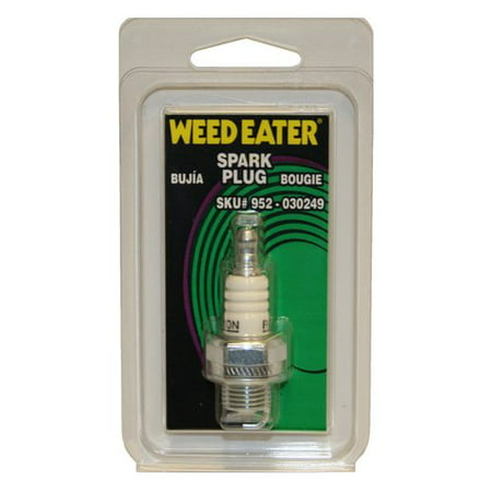 Weed Eater 952030249 Sparkplug For All Poulan Gas Powered String Trimmers &