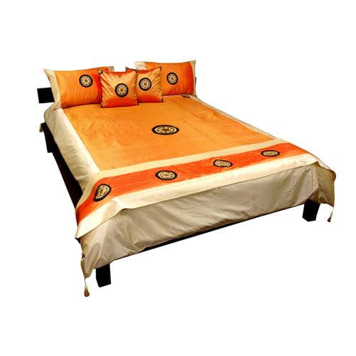 Oriental Furniture 6 Piece Duvet Cover Set