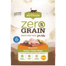 Cat Food: Rachael Ray Nutrish Zero Grain Indoor