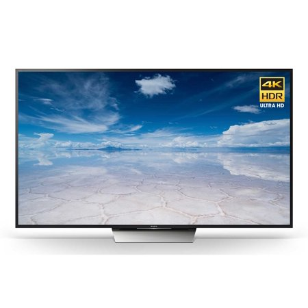 Sony XBR75X850D 75″ 4K Ultra HD 2160p 240Hz LED Smart HDTV with Android TV (4K x 2K)
