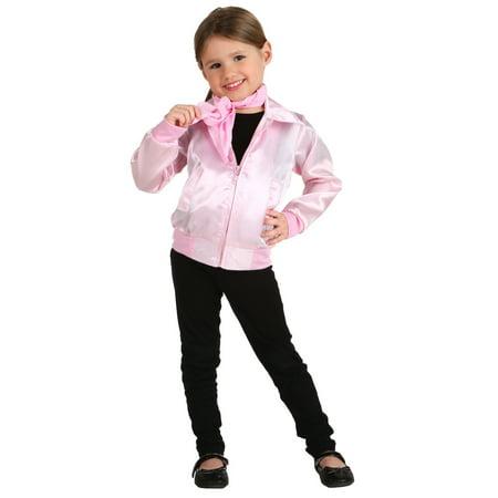 Toddler Grease Pink Ladies Jacket - image 3 de 3