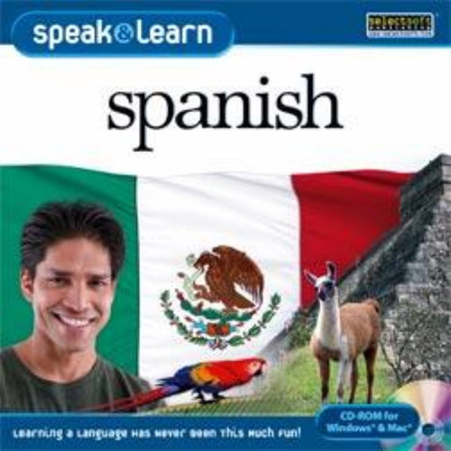 SelectSoft Speak & Learn Spanish (Windows) (Digital Code)
