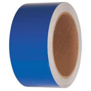 """Blue Reflective Marking Tape, Value Brand, 15C1071""""W"""