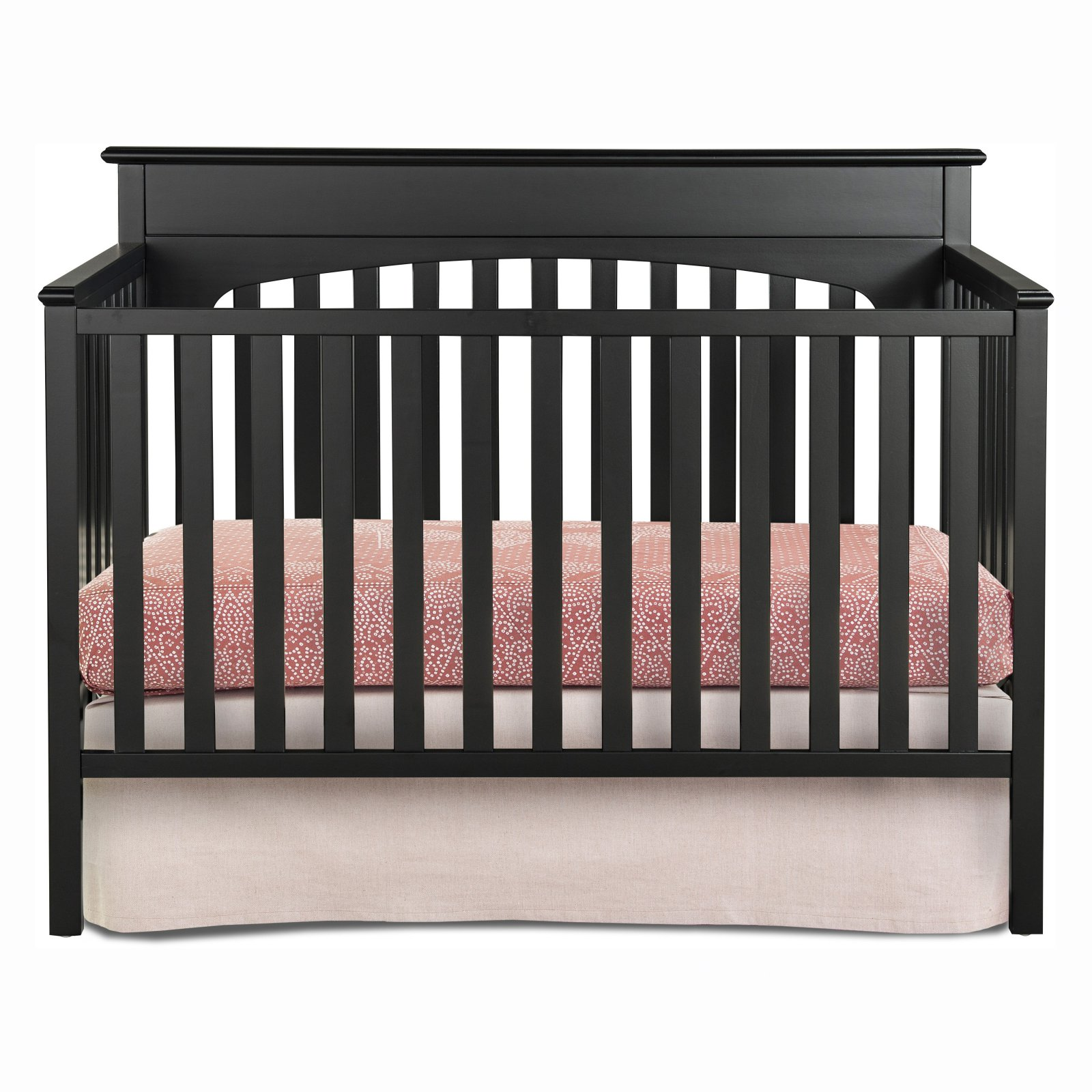 Graco Lauren 4 in 1 Convertible Crib Black